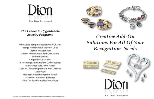 In-Field Add-On Jewelry Awards